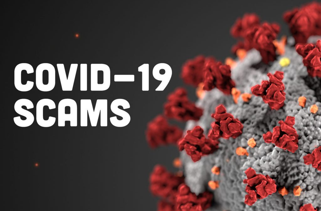 Covid-19 Scams and Tips to Avoid Them